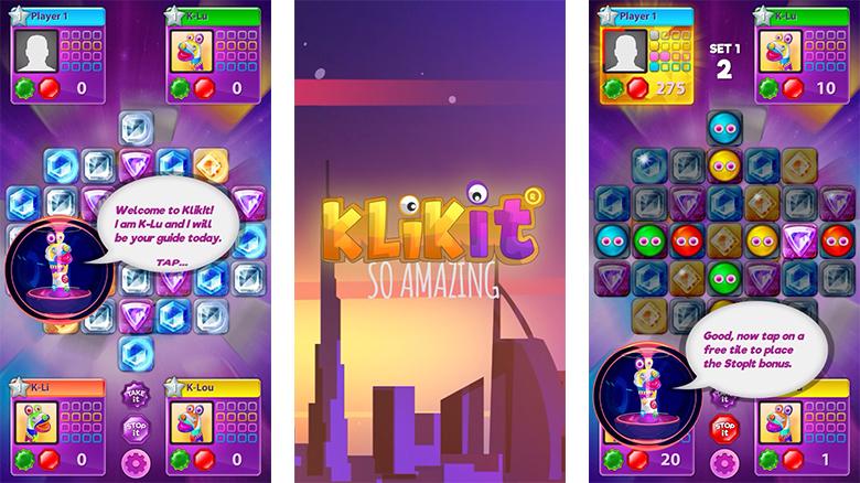 Соревновательная головоломка «KlikIt»: бросьте вызов своим друзьям!