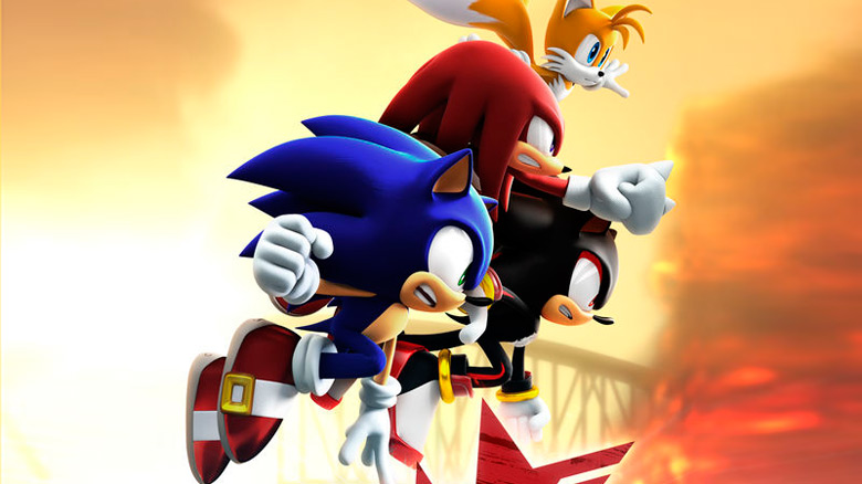 Состоялся глобальный запуск «Sonic Forces: Speed Battle» компании SEGA