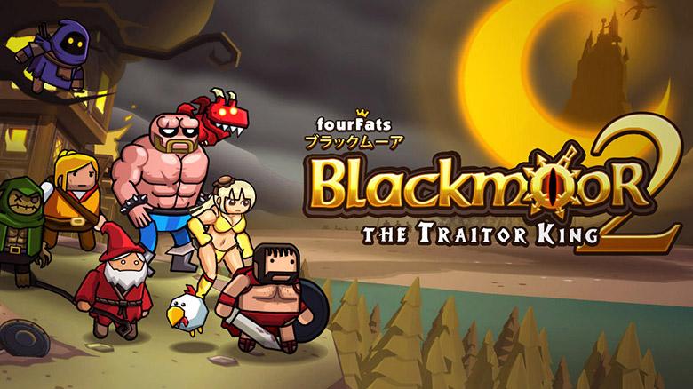Первый тизер «Blackmoor 2»: продолжение мультяшной «Castlevania» для iOS