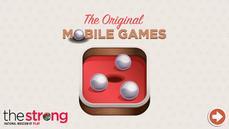 «The Original Mobile Games»: музей портативного гейминга