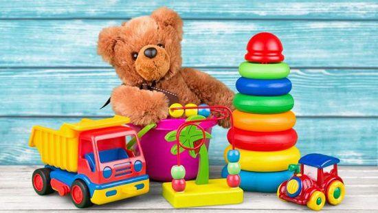 Детские игрушки за пару кликов