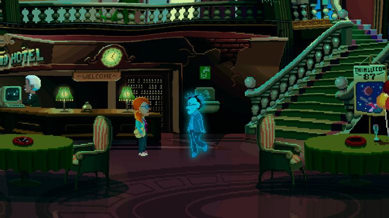 «Thimbleweed Park» – новая игра от создателей «Monkey Island»