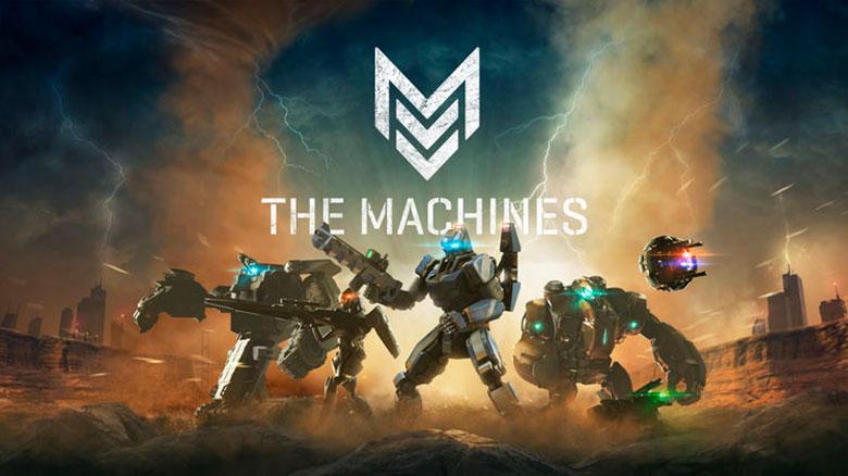 На презентации Apple показали игру «The Machines»: устройте интернет-баталии прямо у себя на столе!