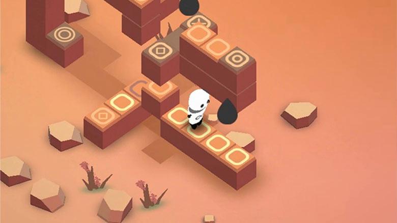 «Loopables.» – эстетически привлекательная головоломка, начала разработки которой было положена на геймджеме