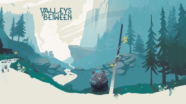 Спасите лес в красивой головоломке «Valleys Between» от Little Lost Fox