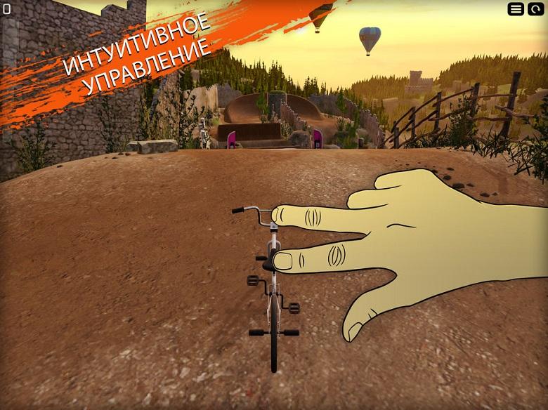 «Touchgrind BMX 2» – продолжение одной из лучших игр про безумные заезды на BMX