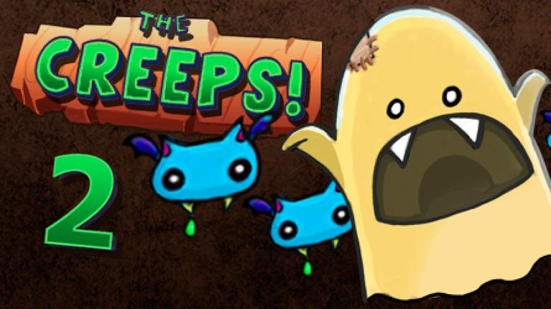 Сиквел древней TD «The Creeps! 2» появился в AppStore