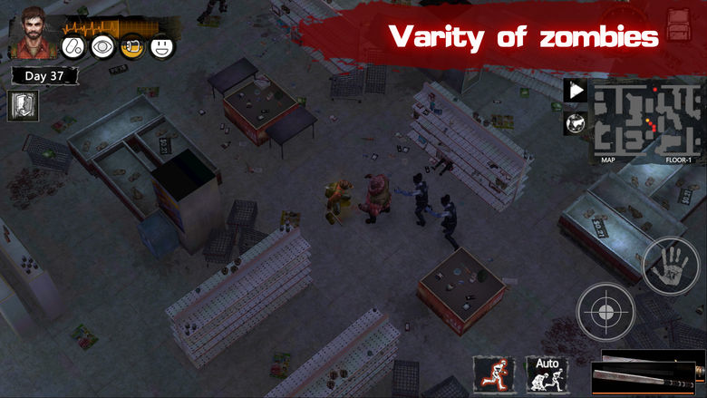 «Delivery From The Pain» – руководство по выживанию среди зомби