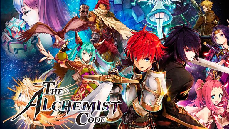 SRPG «The Alchemist Code» появится за пределами Японии