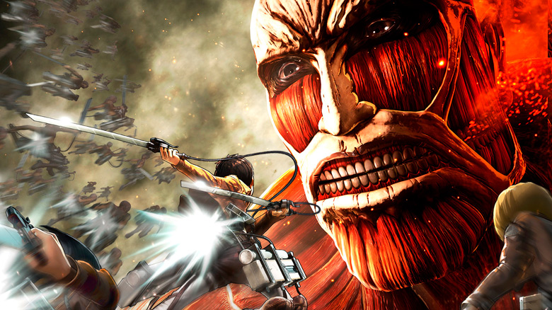 DeNA собирается выпустить этой зимой «Attack On Titan Tactics» по вселенной «Атака на титанов»