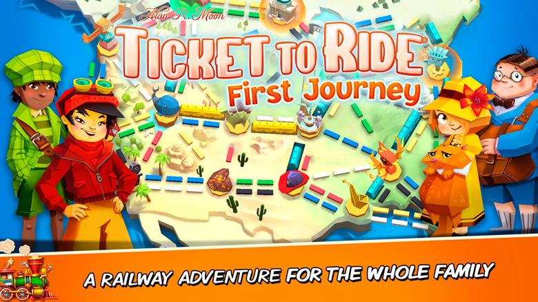Asmodee Digital готовит к выходу «Ticket to Ride: First Journey», «Zombicide», «Smash Up» и другие адаптации настолок для iOS и не только