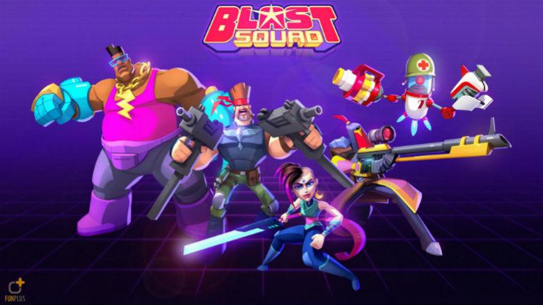 Blast Squad — многопользовательская арена, которая спешит проверить вашу реакцию