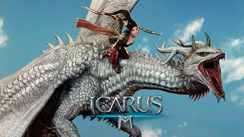 «Icarus Mobile»: новые подробности + видео игрового процесса