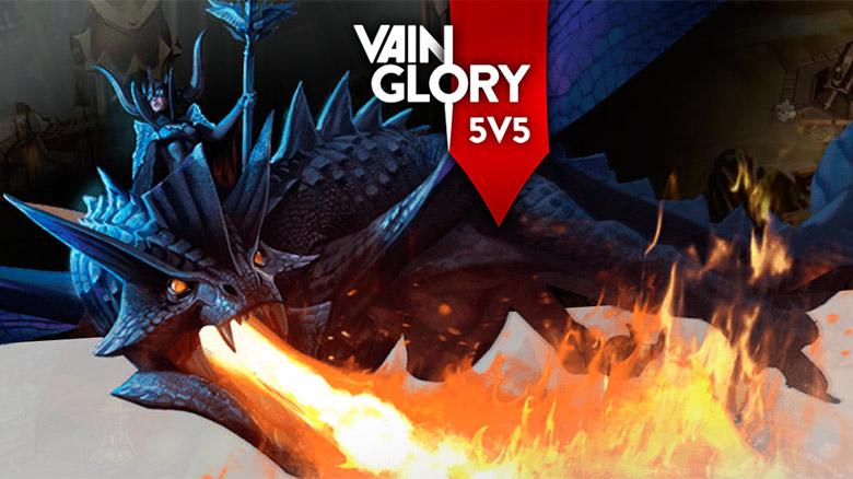 «Vainglory» и карта 5×5: пожалуй, самое долгожданное обновление станет доступно в начале этой недели