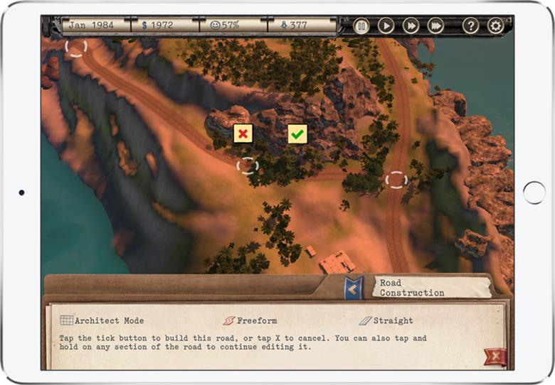 Новые подробности о релизе «Tropico» для iPad от Feral Interactive