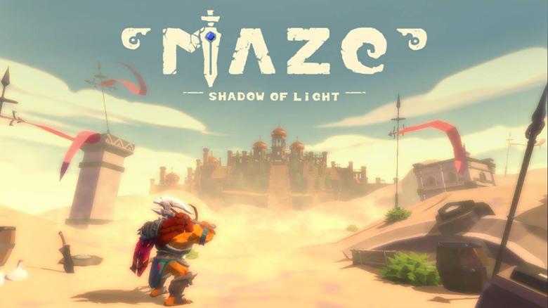 «Maze: Shadow Of Light», ARPG с необычным визуальным стилем, вышла в Google Play. Скоро в App Store