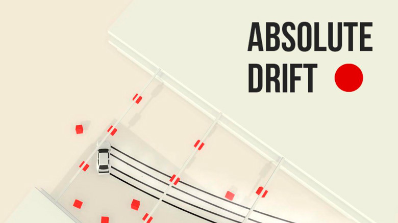 «Absolute Drift» – ничего лишнего, только дрифт