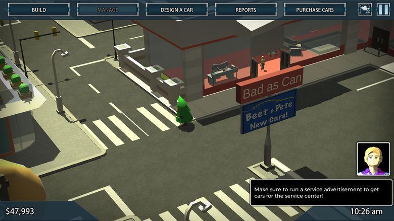 «Beet And Pete's Car Dealer» – необычный симулятор автодилера от создателей «Flight Unlimited»