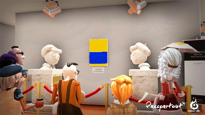 «Passpartout: Starving Artist» – симулятор Paint'а или история восхождения французского художника