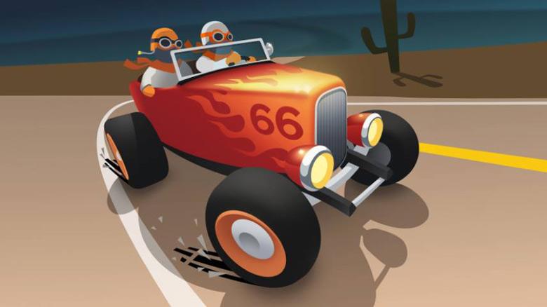 «Great Race – Route 66»: галопом по Америке