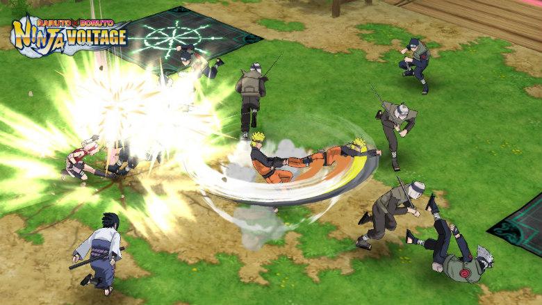 «Naruto X Boruto Ninja Voltage» — анонс новой игры по мотивам популярного анимэ