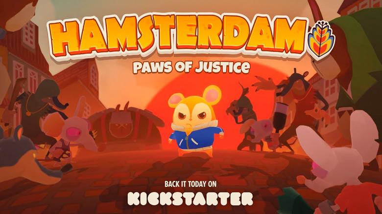 «Hamsterdam» обзавёлся страничкой на Kickstarter. Хомяку нужна помощь!