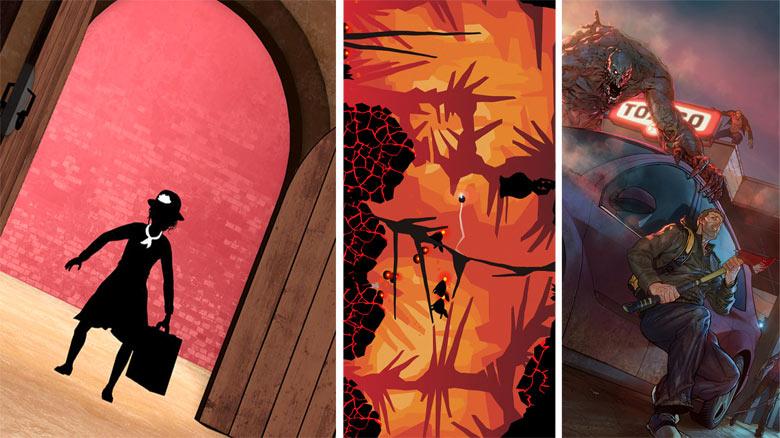 7 лучших игр для iPhone и iPad за июнь 2017