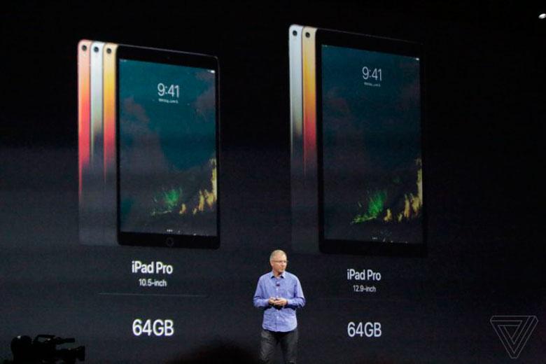 Apple WWDC 2017: представлен новый Apple iPad 10.5» [+ видео]