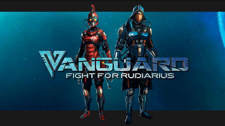 Многопользовательский шутер «Vanguard: Fight For Rudiarius»: Римская империя в открытом космосе