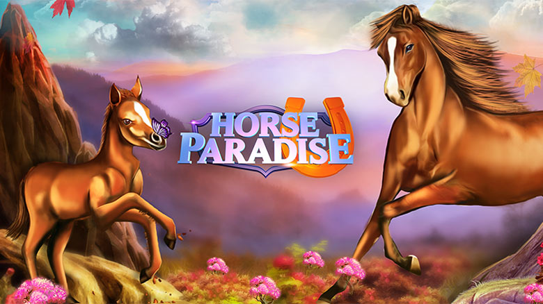 «Horse Paradise: My Dream Ranch» — игра о лошадях для тех, кто действительно любит этих чудесных животных