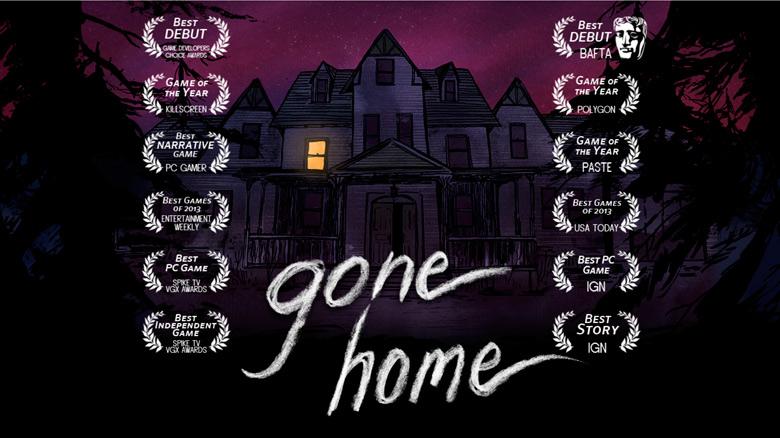 Изучите тайны своей семьи в атмосферном квесте «Gone Home»