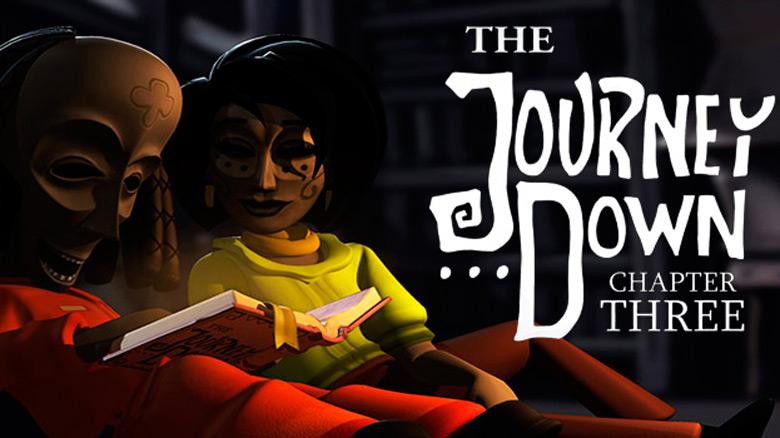 Финальная часть трилогии «The Journey Down: Chapter Three» выйдет в сентябре
