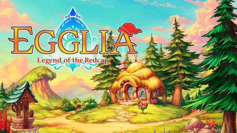 Релиз великолепной JRPG «Egglia: Legend Of The Redcap»