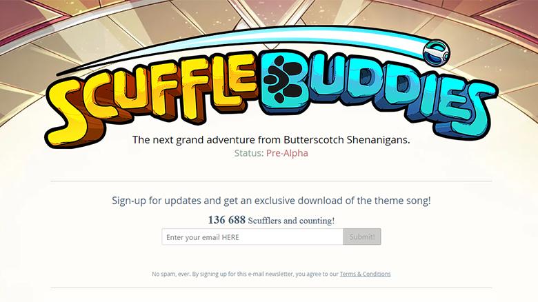 «ScuffleBuddies» – новый проект от создателей хитовой «Crashlands»