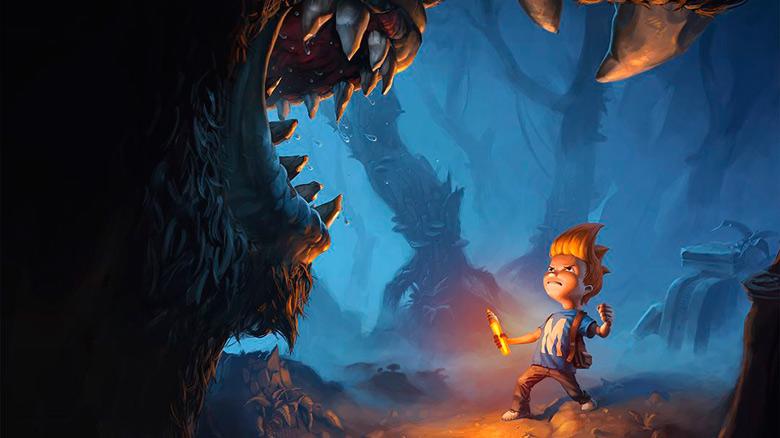 «Max – The Curse Of Brotherhood»: Макс и волшебный фломастер снова в деле!