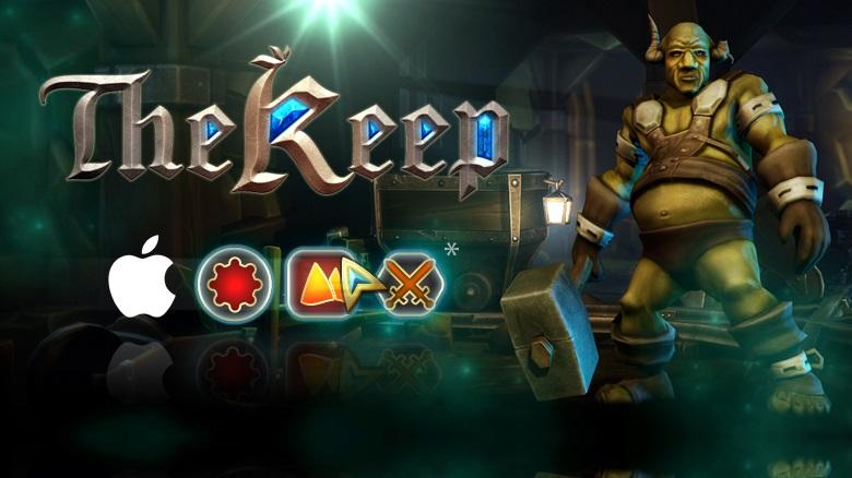 The Keep покажет вам истоки Dungeon Crawl/RPG. Отличный представитель жанра грядет с Nintendo 3DS на iOS