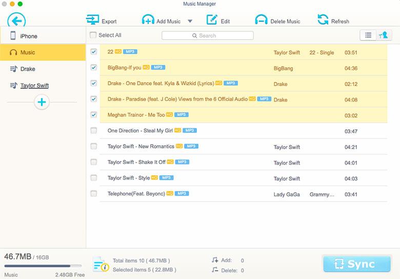«MacX MediaTrans» – достойная альтернатива iTunes для резервного копирования iPhone/iPad. Бесплатно!