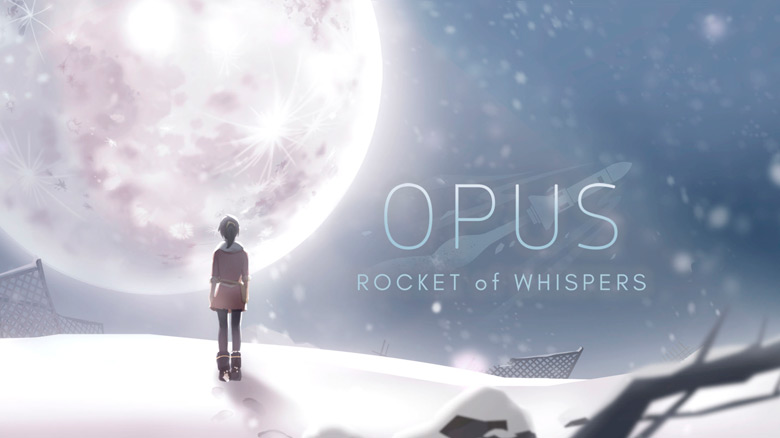 Ведьма + Механик = «OPUS: A Rocket Of Whispers»