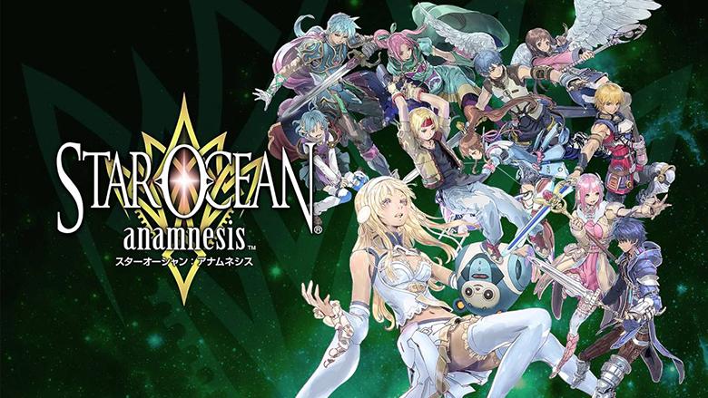[ЗБТ] «Star Ocean: Anamnesis»: новая игра от Square Enix уже совсем скоро в Северной Америке