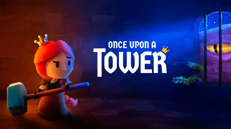 «Once Upon A Tower» – спасите себя сами