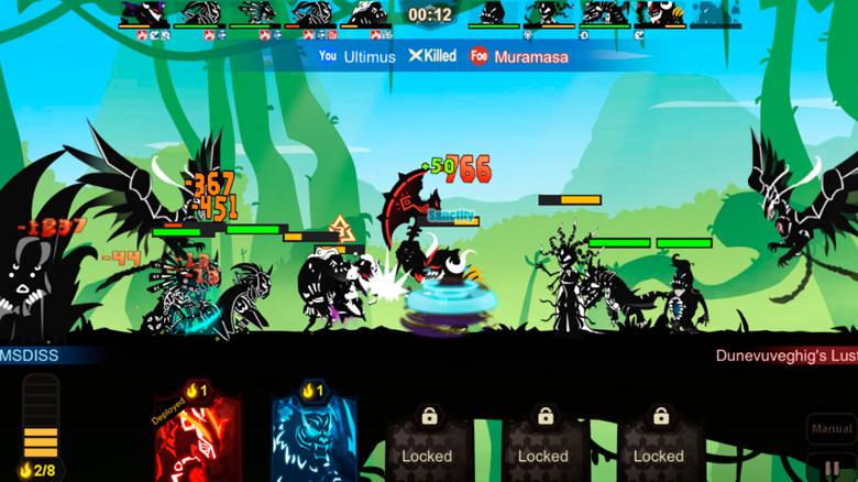 «Beasts Evolved: Skirmish» — в духе «Patapon», но для мобильных устройств [софт-запуск]