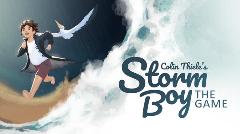 «Storm Boy: The Game»: ещё один интересный проект от Blowfish Studios