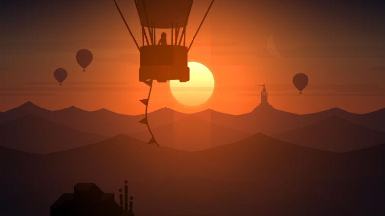 Видео игрового процесса ожидаемой Alto's Odyssey
