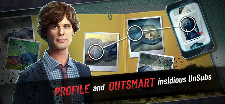 «Criminal Minds: The Mobile Game»: ведём расследования нестандартным путём