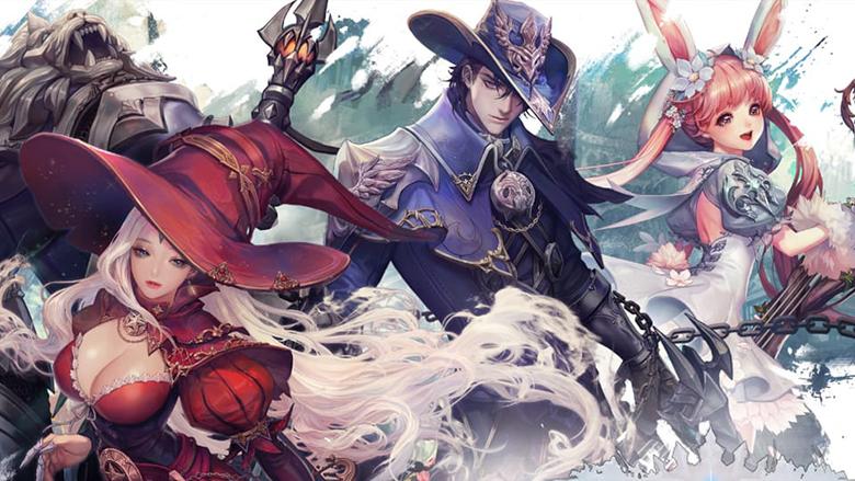 Предварительная регистрация в мобильной MMORPG «Royal Blood» уже началась