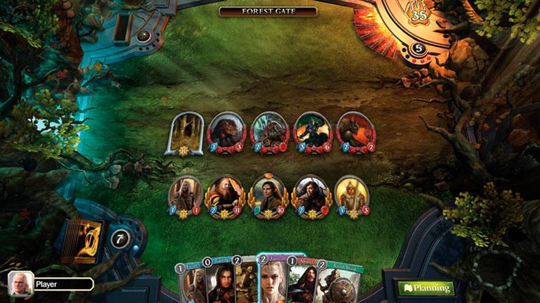 «The Lords of the Rings Living Card Game» — правильная ККИ по вселенной «Властелин колец»
