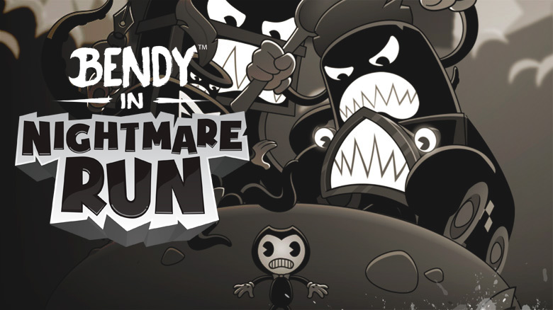 «Bendy In Nightmare Run» – беги, Бенди, беги!
