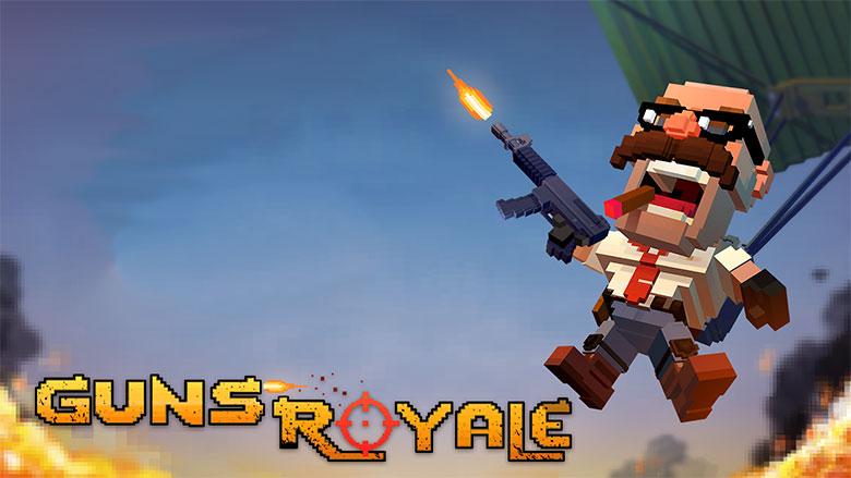 «Guns Royale»: что будет, если к PUBG добавить кубики