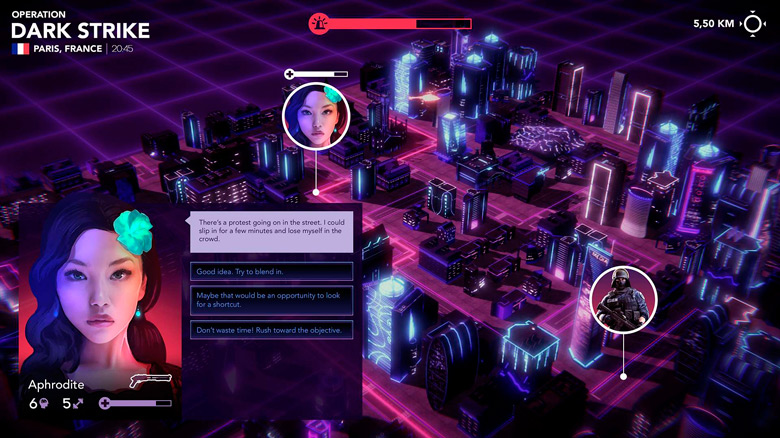 Новые скриншоты Sigma Theory от Mi-Clos Studios, авторов одного из лучших Roguelike-адвенчура «Out There»