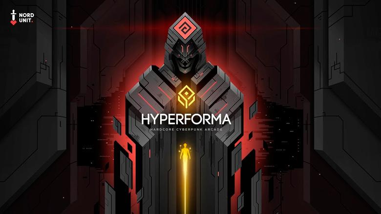 «Hyperforma» – хардкорная киберпанк аркада от наших соотечественников